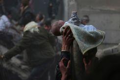 Syrian-Airstrike